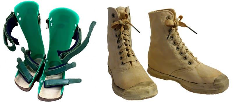 下肢装具とファッション